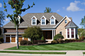 A beautiful residential home in an exclusive suburb of Cleveland, Ohio.